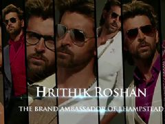 Hrithik back with a Bang