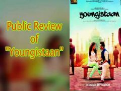 Youngistaan Public Review - Jackky Bhagnani/Neha Sharma