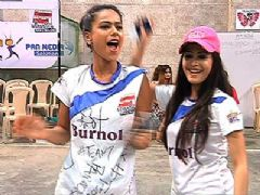 Dancing Divas Nia, Krystle and Dimple