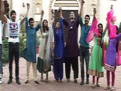 Watch Bani and Rajji Celebrating Baisakhi - Bani -Ishq Da Kalma