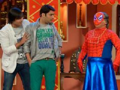 Vivek Oberoi on Comedy Nights With Kapil