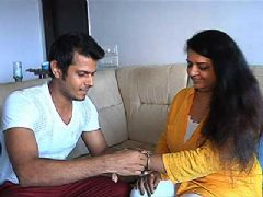 Neil Bhatt gives His Mom a very Special Surprise