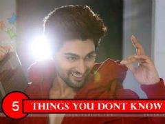 5 Things you dont know about Ruslaan Mumtaz