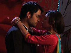 Vivian-Drashti Romantic Moments from Madhubala