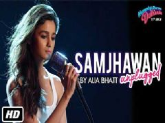 Samjhawan Unplugged | Humpty Sharma Ki Dulhania | Singer: Alia Bhatt | 11th July