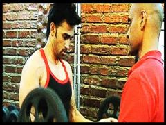 Karan Sharma shares his gym routine with India-Forums