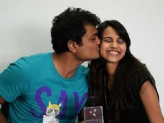 Vrinda Proposes To Her Long Time Boyfriend Bhavin Mehta