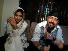 Sana and Toshi Iftaari Special Interview