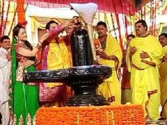 Maha Shiv Pooja On The Sets Of Tarak Mehta Ka Ooltah Chashmah