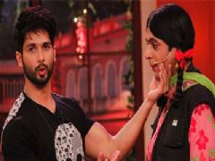 Comedy Nights With Kapil Haider special