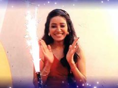 Asha Negi Celebrates B'day With India-Forums