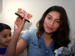 Gauahar Exclusive Gift Segment - Part 01