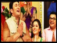 Ganpati Celebration On The Sets Of Tu Mere Agal Bagal Hai