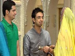 Naitik and Mohit signs partnership contract in Yeh Rishta Kya Kehlata hai