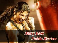 Public Review Of Mary Kom