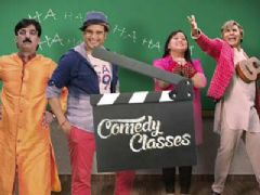 Comedy Classes - Episode promo