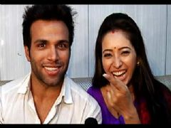 Rithvik Dhanjani And Asha Negi Reminisces Their Memories On The Last Day Of Their Shoot - Pavitra Ris