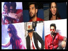 BCL Team Kolkata Baabu Moshayes Conducts Photoshoot With Top Tv Celebs - Part 1