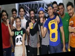 Mumbai Warriors Practice For BCL