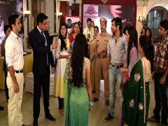 Fight Between Avni And Raj