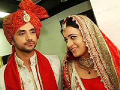 Ranveer And Ishani Tie The Knot