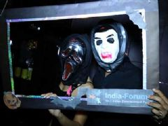 Actors Celebrate Halloween Day With India-Forums
