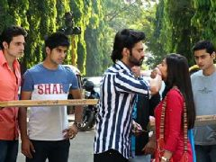 Purvi Shouts At Arjun
