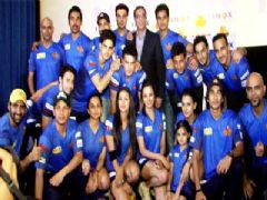 Ekta Kapoor At The Anthem Launch Of Chandigarh Cubs