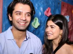 Barun and Shenaz In An Exclusive Chat With India-Forums