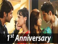 Rangrasiya And Beintehaa Celebrate Their 1st Anniversary