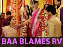 Baa To Blame RV For Disha's Condition