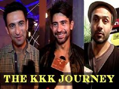 Hussain,Nandish and Iqbal Share Their Journey Of Kkk