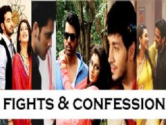 Fights And Confessions For Top 5 TV Couples