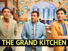 The Grand Kitchen Of Masterchef India
