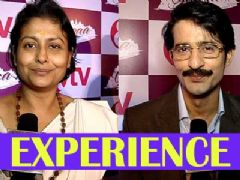Hiten Tejwani and Jaya Battacharya Share Their Shooting Experience In Benares