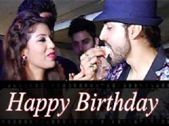 Gurmeet Chaudhary's Grand Birthday Celebration
