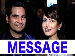 Karan and Nisha's Special Message For Their Fans