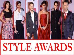 Stars Walk The Red Carpet Of Television Style Awards - Part 02