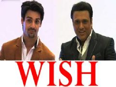 Karan Wahi's Wish To Shake A Leg With Govinda