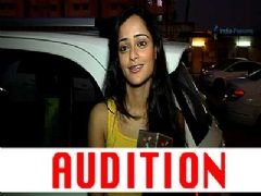 Jayshree Venkataramanan Shares Her Experience Of Auditions