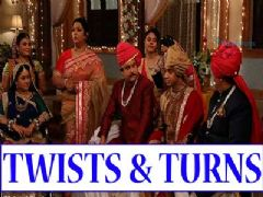 Twists and Turns In LD and Radha's Wedding