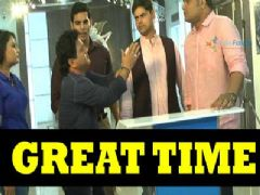 Ali Asgar and The CID Team Had Great Time Shooting Together