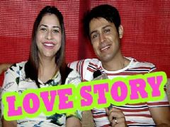 Sudeep and Anantica's Love Story