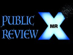 Public Review Of Mr.X