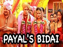 Payal's bidaai in service wali bahu