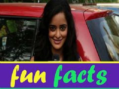 Fun Facts about Jayshree Venkatraman