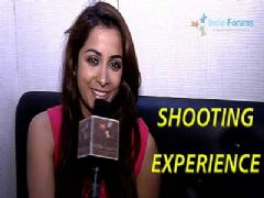 Madhura Naik shares her shooting experience for Savdhaan India