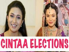 Divyanka and Aashka to be part of CINTAA elections