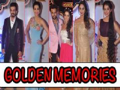 Celebs' golden memories