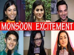 Celebs excited for monsoons